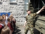 Visit to Galway Army Barracks May 2016