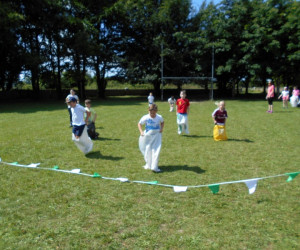 Sports day and ice Cream day 2018