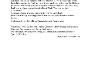 2016 Book Week